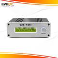 Cze-t251 25w estéreo pll excitador fm transmisor