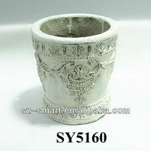 Vase shape flower pot