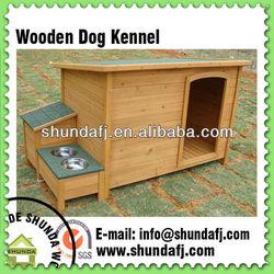 SDD0603 luxury wooden dog kennel