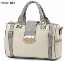High quality fashion bags ladies leather handbags