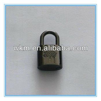 metal bag parts lock for handbag
