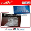 Chuva capa bota, Plástico descartável bota Covers