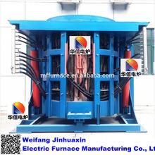Best Seller Induction Electric Smelting Furnace for Iron Melting