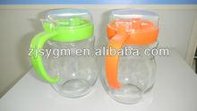 sauce glass bottle