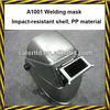 PP Welding helmet mask/welder helmet mask