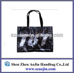 rose folding shopping bag
