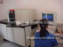 Testing Equipment: Spectrum in LAB