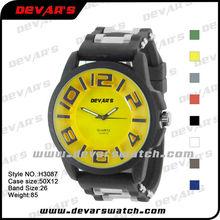 orient watch silicone watch strap popular in 2012