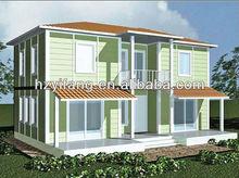 luxury Nice Design Light Steel Villa