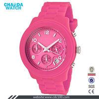 2013 watches women fashion/silicone MK watches CDX3419