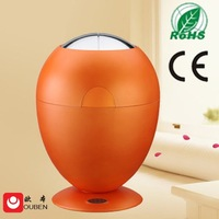 ABS plastic sensor cute rubbish bin