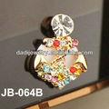 D'ancrage. bouton home sticker bijoux accessoires pour téléphone mobile