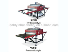 HHT-I7 Large Format Double Station Heat Transfer Machine High quality and Low Price Professional Manufacturer