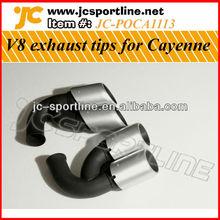 V8 Exhaust Pipe Tip For Porsche Cayenne