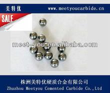 Carburo de tungsteno sello de bolas