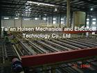 china plaster board/block/powder machine