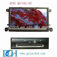 dvd car audio navigation system for AUDI Q5/A4L/A5 WS-9213