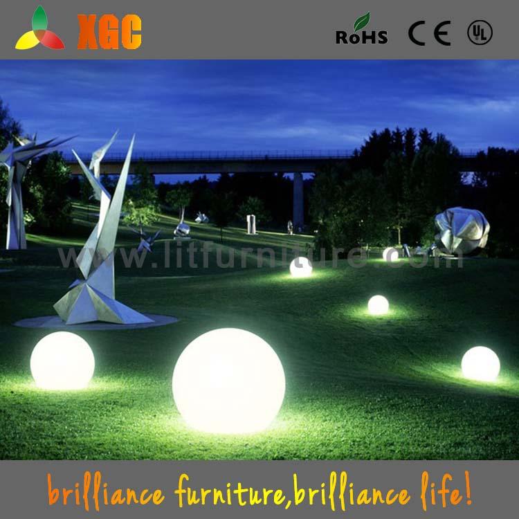Sferailluminata sfere luminose led di ricambio - Sfere illuminazione giardino ...