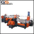 Gs65 de pvc de la máquina doble/estirador de solo tornillo de la máquina hacer macetas de plástico