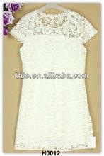 clothing manufacturer of handmade crochet wedding dress