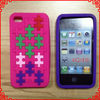 Fashion Silicone Mobile Phone Accessory for iPhone 4 4G 4S