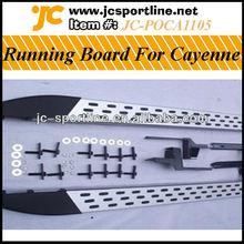 Car Running Board Long Bead Desigh For Porsche Cayenne