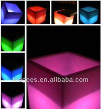 LED light waterproof bright multi color salon furniture for sale