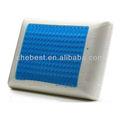 venta al por mayor de alta calidad el mejor profesional de ventas de gel de enfriamiento de espuma de memoria almohada