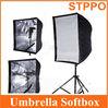 Photographic Softbox Speedlight Folding Flash Diffuser Umbrella Softbox 50x70cm