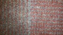 Classic Stripe Jacquard Brushed Silk Wear Evening Shawl