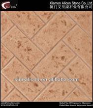 cultura di mattoni ripristinare antichi 3d inkjet piastrelle esterno