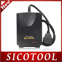 Super 16 Diagnostic Interface 16-pin OBD II diagnostic connector Launch x431 Super 16 Connector Free shipping