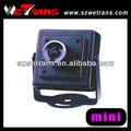 """Wetrans tr-sm831dsh 3.7mm lente pinhole 1/3"""" sony ccd do cctv câmera escondida ao vivo"""