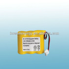 nicd rechargeable batteries 3.6v 300mAh 2/3AA for Power Tool