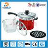 4pcs multi-purpose stainless steel soup pot