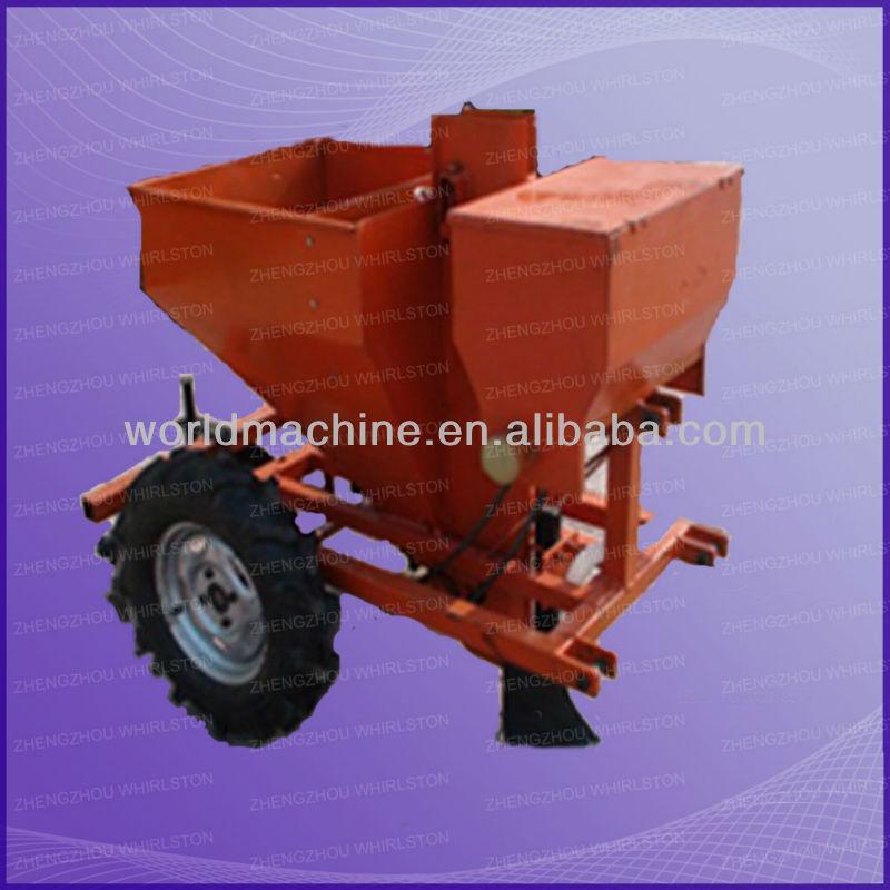 Maquinariaagrícola de semilla de papa/sembradora de papas de la máquina