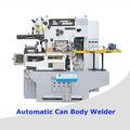 Automático de estaño del cuerpo del soldador de soldadura de la máquina como soudronic para la pequeña de alimentos pueden hacer