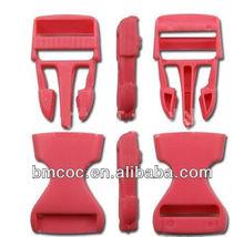 bag and belt plastic buckle