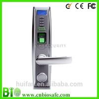 OLED Display Fingerprint+RFID Combination Lock (HF-LA401)