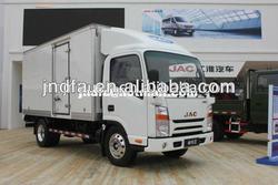 New JAC Van Truck 3-4ton