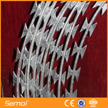 Discount! High Quality Concertina Barbed Wire Supplier