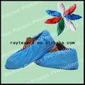 Descartáveis de polietileno chuva galochas(50413)