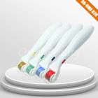 High-click massage vibrator facial derma roller / titanium dermaroller 540 needles for skincare