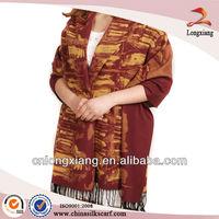 spanish silk women evening shawl