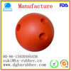 Toy Vending Machine/vibrating screen/washing machine Super Rubber Bouncy Ball Wholesale