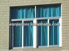 high-rise buildings aluminum windows/guangzhou aluminum windows/aluminum residential windows