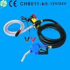 CE certification 12v pump kit / pompa diesel / Dc pump with delivery hose12VCH8011