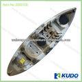 ligero kayak de barco de pesca