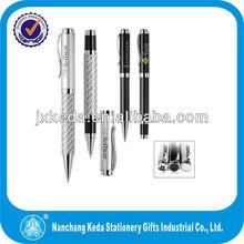 2014 Carbon fiber promotion metal pen