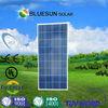 Bluesun A grade polycrystalline 150w solar panels solar raw material